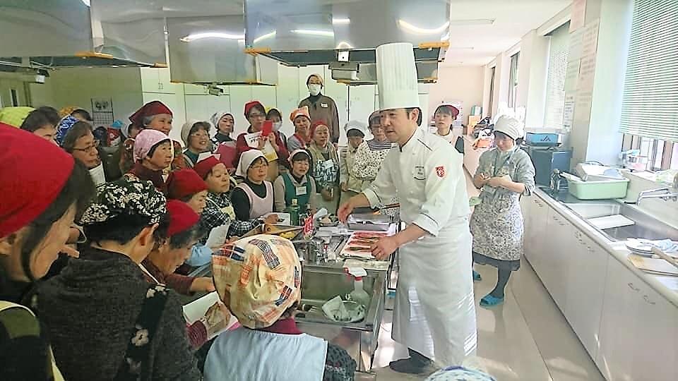 メディシェフ講義+調理実習のセミナー、人気です!