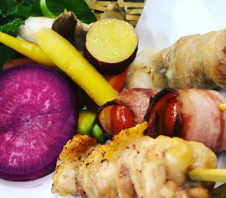 19年2月26日開催<人気串焼き×地場野菜でヘルシーに!>メディシェフダイニングin串屋